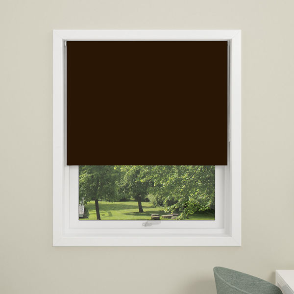 Picture of Rullegardin Uni Mini DL 60x150 cm Brun